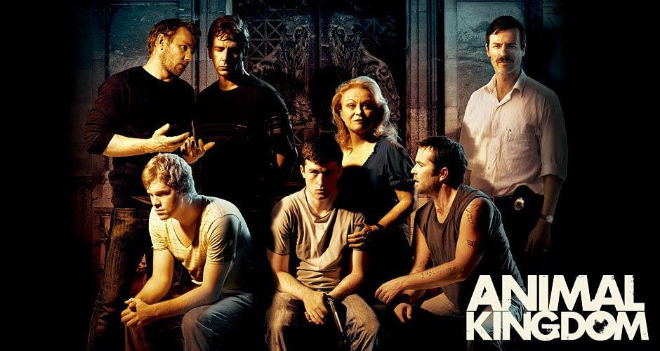 Animal Kingdom cast