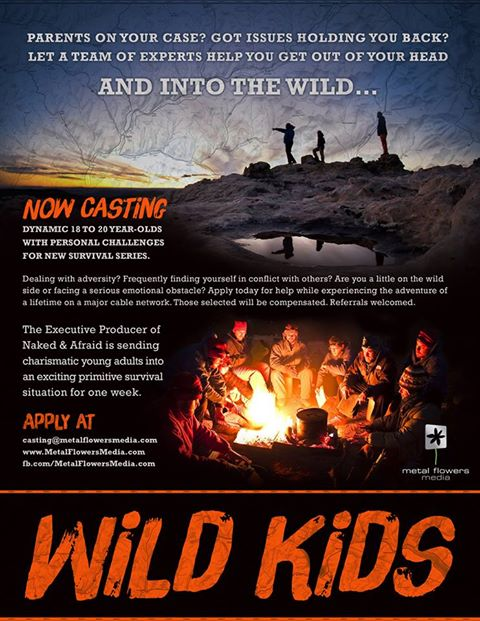 Wild Kids TV series cast