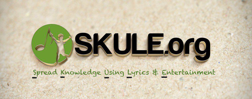 """""""Educational Rap"""" star MC SKULE"""