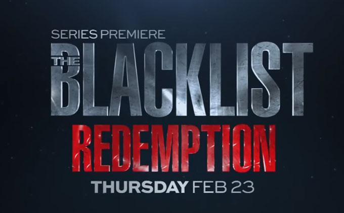 The Blacklist Redemption cast