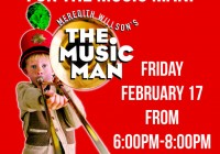 New Haven auditions for The Music Man