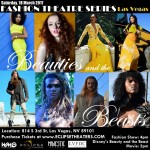 Runway Model Auditions in Las Vegas for Disney's Beauty and the Beast movie premier Fashionshow