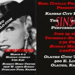 """Auditions in Kansas City for Burlesque & Drag Performers """"The SINSational Mae West"""" Show"""