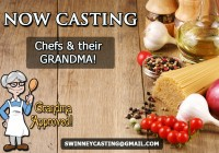 Grandma cooking show