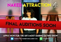 UK Channel 4 TV show Nated Attraction now casting