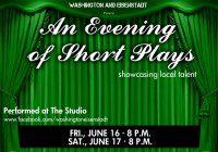 Evening of short plays