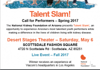 Kids Talent Slam Scottsdale, AZ