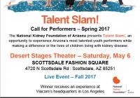 Kids Talent Slam Scottsdale, AZ