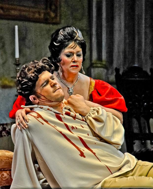 Verismo Opera's TOSCA