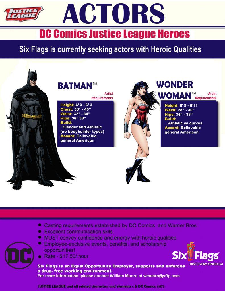 DC Comics Heroes and Villains