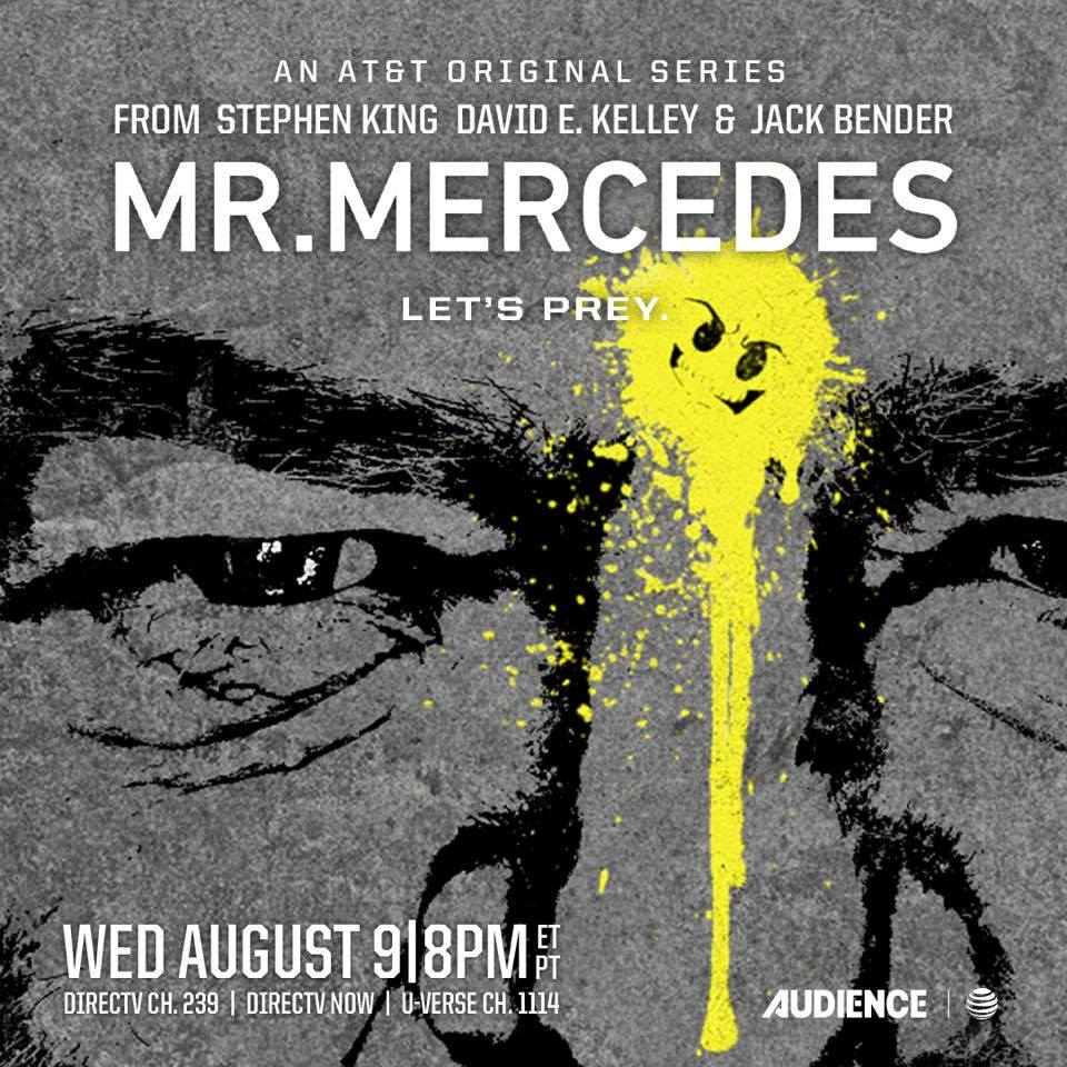 casting call for Mr. Mercedes