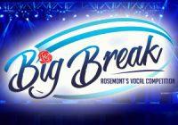 Big Break singing contest