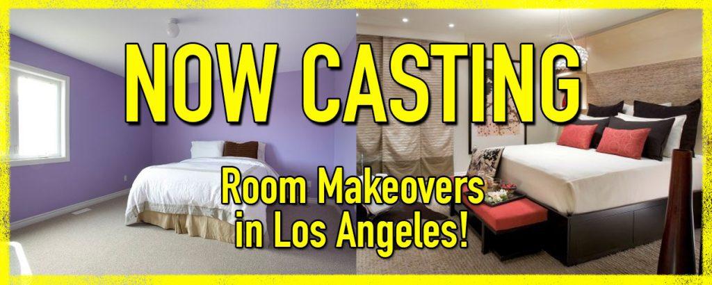 Casting home makeover show