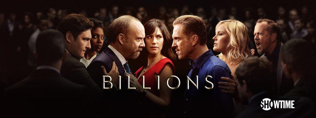 Billion showtime cast