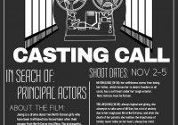 Chicago casting call 2018