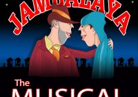 Jambalaya, the Musical auditions