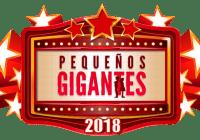 Pequeños Gigantes 2018 casting