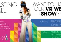 Boulder CO auditions for VR wed show