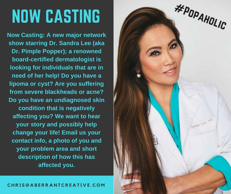 Tlc Show Casting Nationwide For People With Skin Conditions