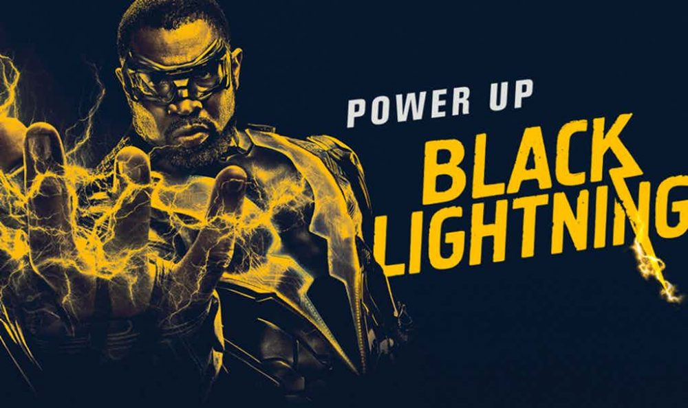 Black Lightning TV series casting in Decatur