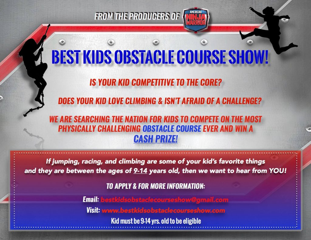 kids auditions for kids show