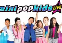Auditions for Mini Pop Kids 2018 & 2019