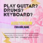 Girl Group Auditions in Toronto, Ontario Canada