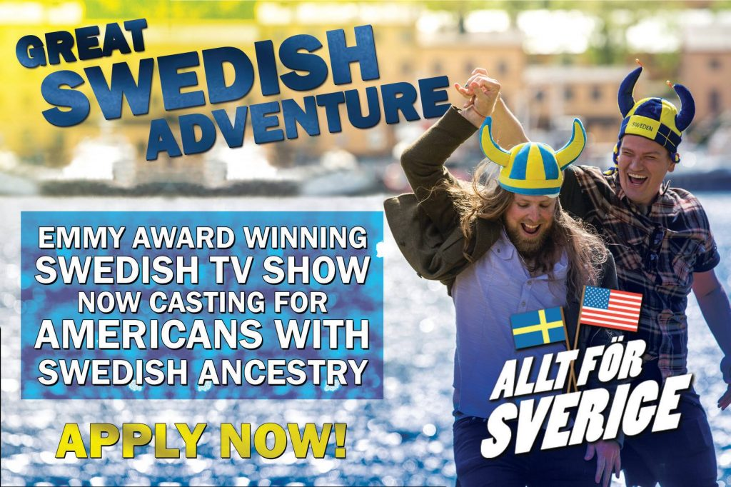 Swedish casting