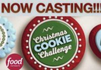 cookie baking casting
