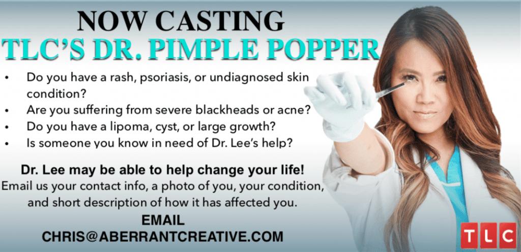 Dr Pimple Popper Tv Show