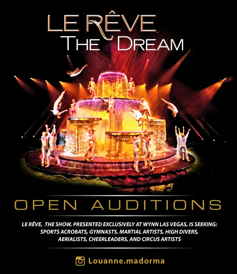 Open Auditions for