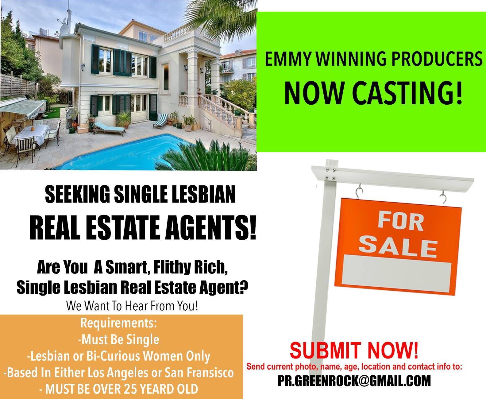Hot Female Agent Casting
