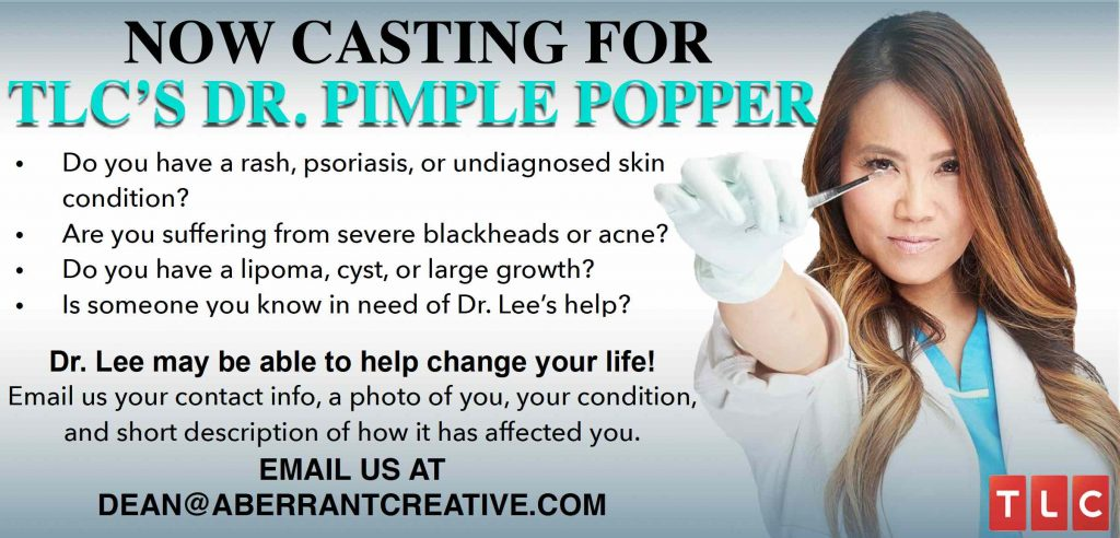 TLC Show Casting People With Major Skin Problems | Auditions Free