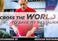 Across The World To Save My Restaurant