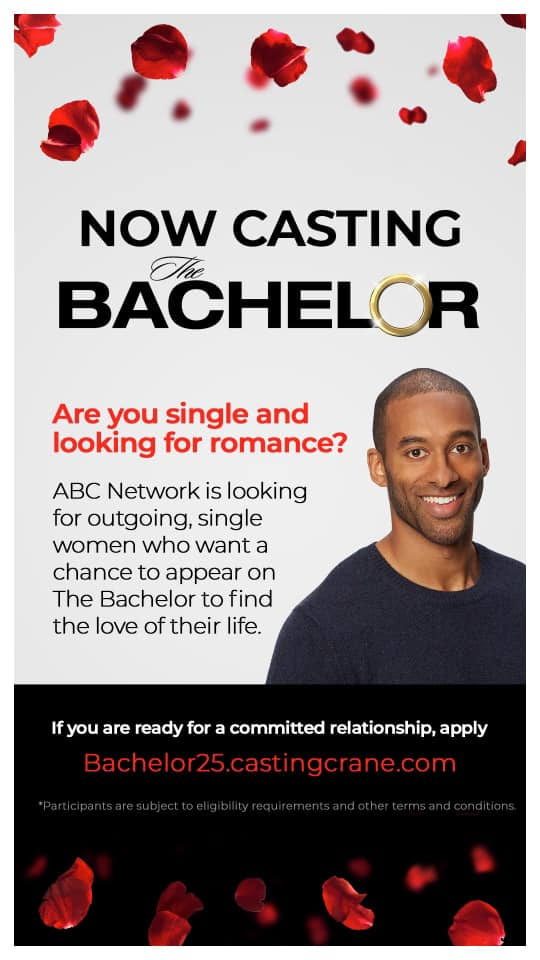 Bachelor 26 - TBD - Potential Lead - NO Discussion - *Sleuthing Spoilers*  Bachelor-25
